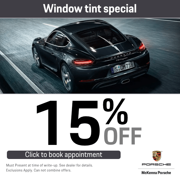 15% OFF Window tintService Special
