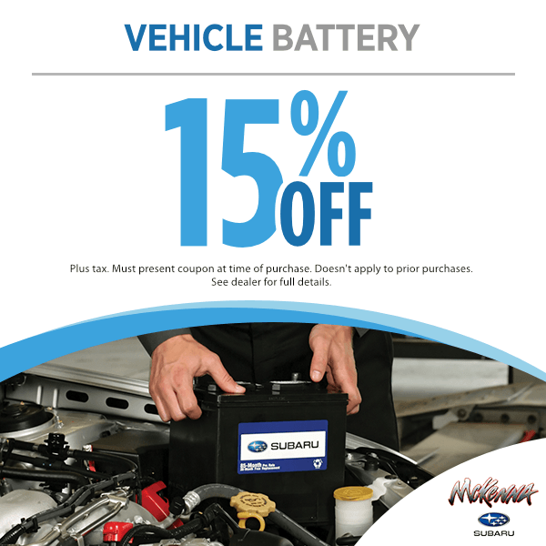 15% off vehicle battery in Huntington Beach, CA