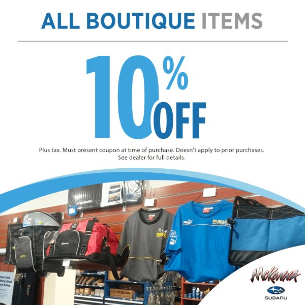 10% off all boutique items in Huntington Beach, CA