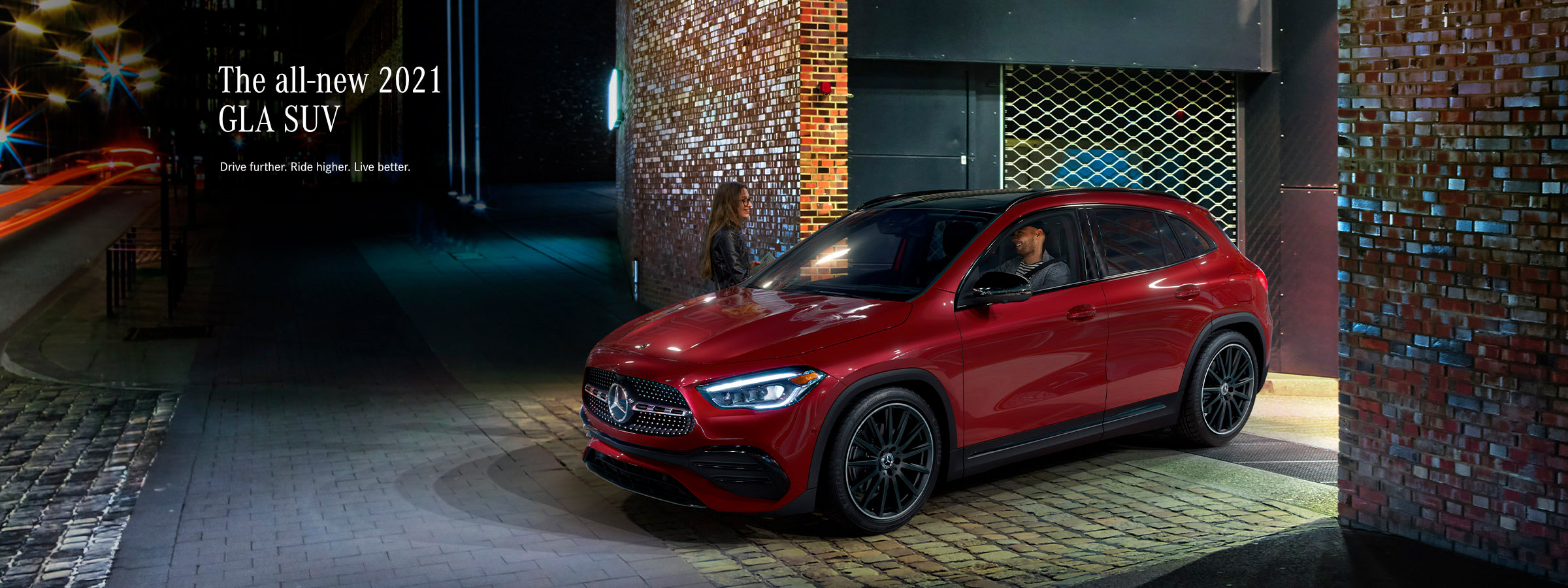 Save on a new 2021 Mercedes-Benz GLA SUV at Mercedes-Benz of Temecula in Temecula, CA