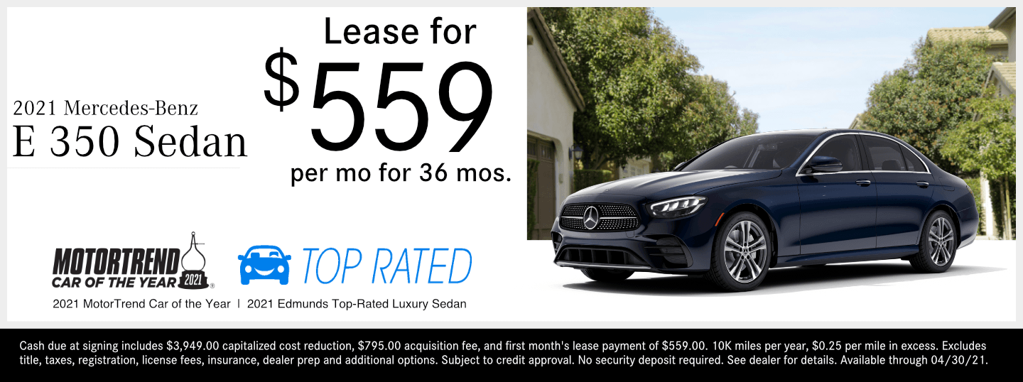 Save on a new 2021 Mercedes-Benz E 350 model at Mercedes-Benz of Temecula in Temecula, CA