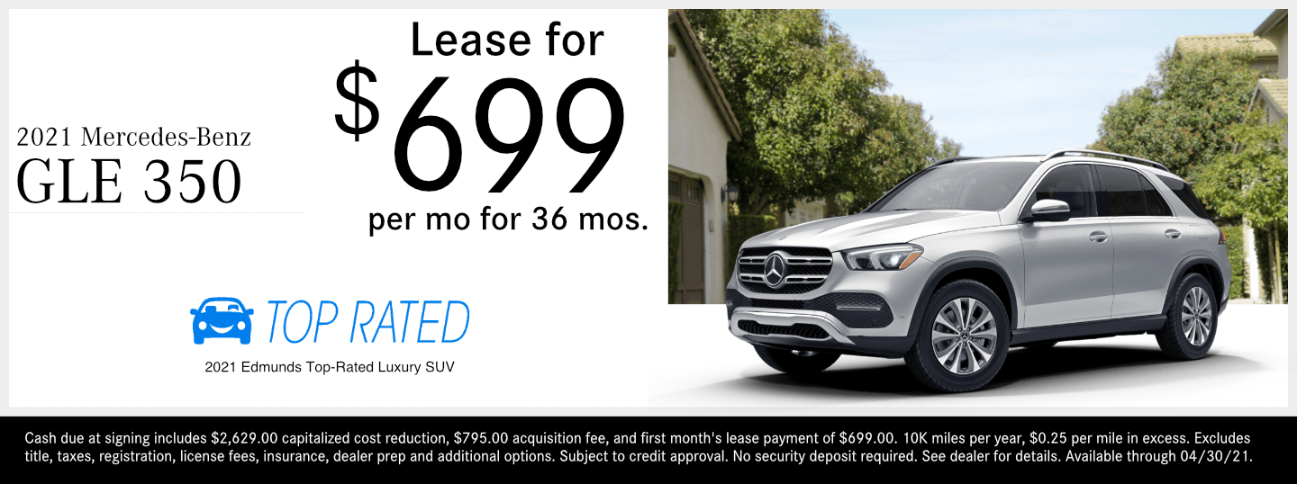 Save on a new 2021 Mercedes-Benz GLE 350 model at Mercedes-Benz of Temecula in Temecula, CA