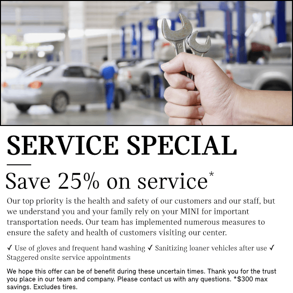 Save 15% - 25% On Service