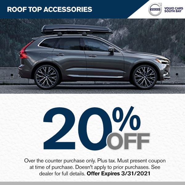 20% off MSRP - roof top accessoriesparts specials in Torrance, CA