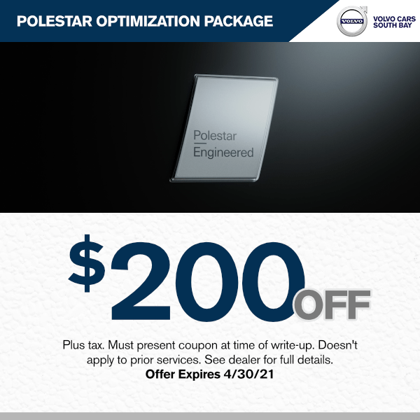 Polestar optimization package$200.00 off