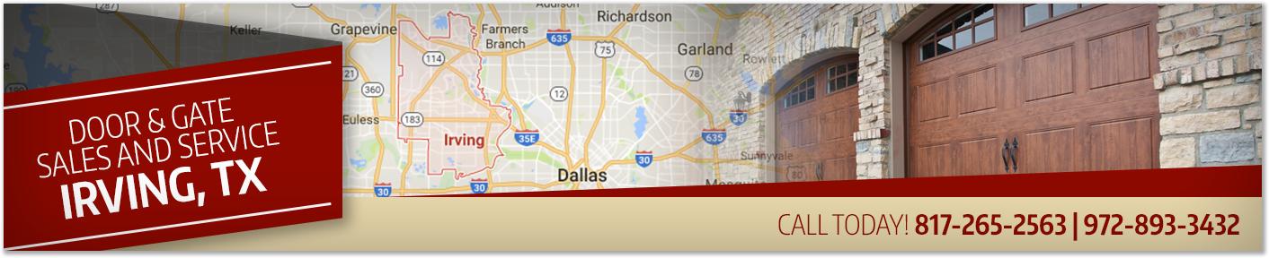 Alamo Doors and Gates serving Irving, TX