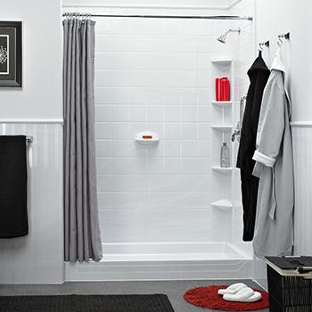 Shower Remodeling in Kent & Mountlake Terrace, WA