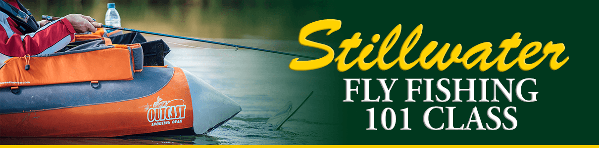 Fly Fishing Float Tube Class at the Blue Quill Angler