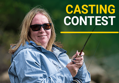 Try your hand at casting in a contest!