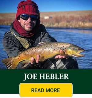 Joe Hebler - Colorado Fly Fishing Guide