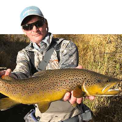 Brian Kelso - Fly Fishing Guide in Colorado