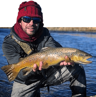 Joe Hebler - Fly Fishing Guide in Colorado