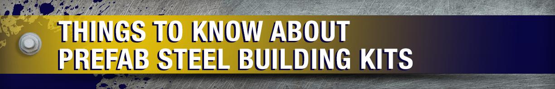 Prefab Steel Building Kits at Eagle National Steel