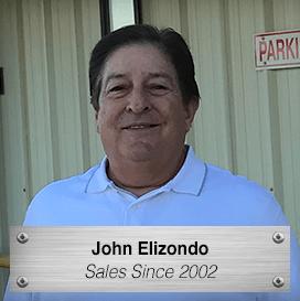 John Elizondo - Sales