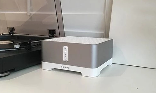 Sonos Connect:AMP Functionality
