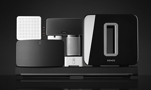Sonos Home Audio Entertainment & Convenience Solutions