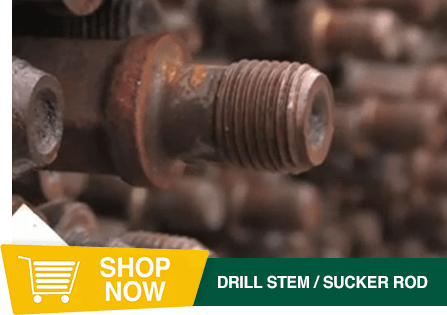 Drill Stem/Sucker Rod Pipe for Sale in Greenville, TX