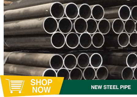 New Steel Pipe for Sale in Greenville, TX