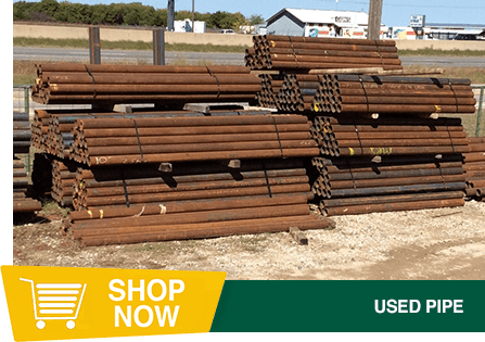 Used Pipe for Sale in Greenville, TX