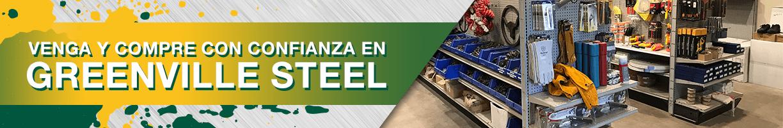 Greenville Steel Hablamos Espanol