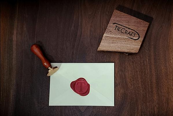 TieCraft Gift Wax Seal