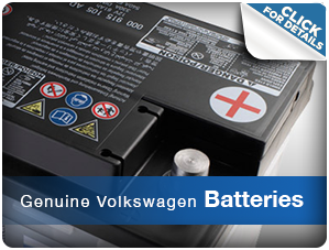 Click For More Information About Genuine Volkswagen Batteries Houston, TX