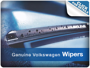 Click For More Information About Genuine Volkswagen Wiper Blades Houston, TX