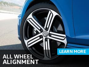 Volkswagen All Wheel Alignment Service Houston, TX