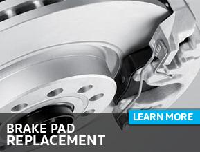 Volkswagen Brake Pad Replacement Service Houston, TX