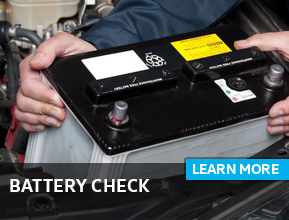 Click to learn more about our battery check service in Houston, TX