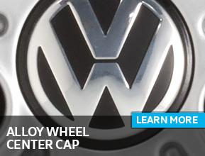 Click For Genuine Volkswagen Alloy Wheel Center Caps in Houston, TX