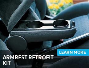 Click For Genuine Volkswagen Armrest Retrofit Kit in Houston, TX
