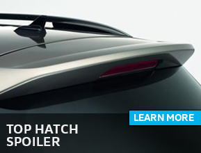 Click to view our top hatch spoiler information at Archer Volkswagen in Houston, TX