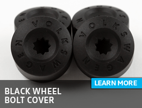 Click to view our genuine black wheel bolt covers parts information at Archer Volkswagen in Houston, TX