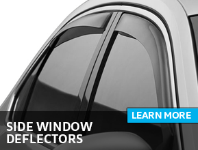 Click to view our side window deflectors parts information at Archer Volkswagen in Houston, TX