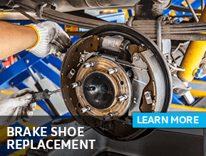 Browse our brake shoe replacement information at Archer Volkswagen in Houston, TX
