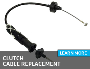 Volkswagen Clutch Cable Replacement Service Houston, TX
