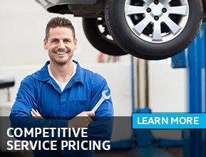 Browse our competitive service pricing information at Archer Volkswagen in Houston, TX
