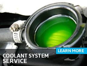 Volkswagen Coolant System Service Houston, TX