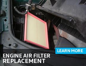 Volkswagen Engine Air Filter Replacement Service Houston, TX