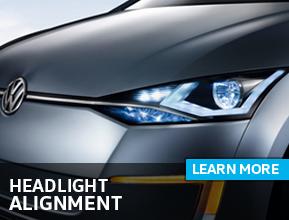 Volkswagen Headlight Alignment Service Houston, TX