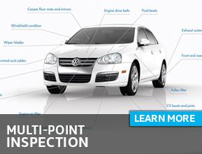 Volkswagen Multi-Point Inspection Service Houston, TX