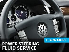 Volkswagen Power Steering Fluid Service Houston, TX