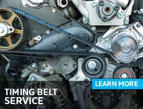 Click For Volkswagen Timing Belt Service Information in Houston, TX