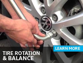 Click For Volkswagen Tire Repair Service Information in Houston, TX