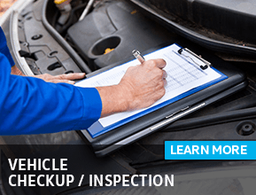 Click to view our complete vehicle inspection information at Archer Volkswagen in Houston, TX