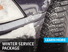 Click to view our winter service package information at Archer Volkswagen in Houston, TX