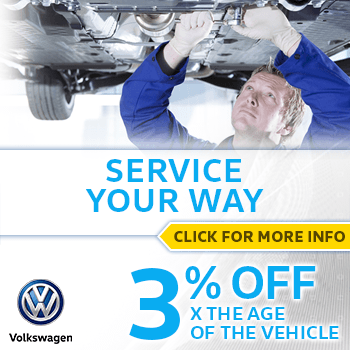 Volkswagen Service Special Savings Offers Serving Houston, TX