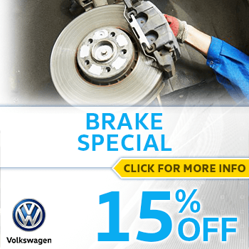 Volkswagen Service Coupon for the Greater Houston Metro Area