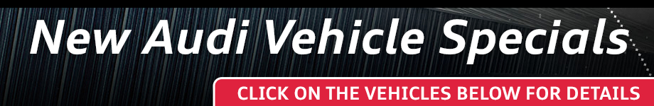 Click on the vehicles below for details on how you can save!